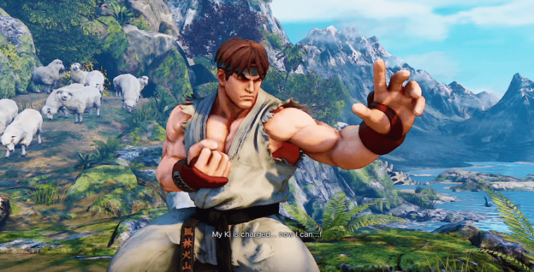 Street Fighter 5 Update Tutorial Video With Ken And Ryu Flashback Released