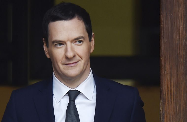 George Osborne spending review