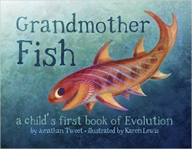 Grandmother Fish book