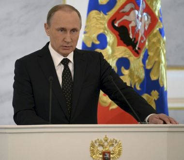 Putin state of the nation address