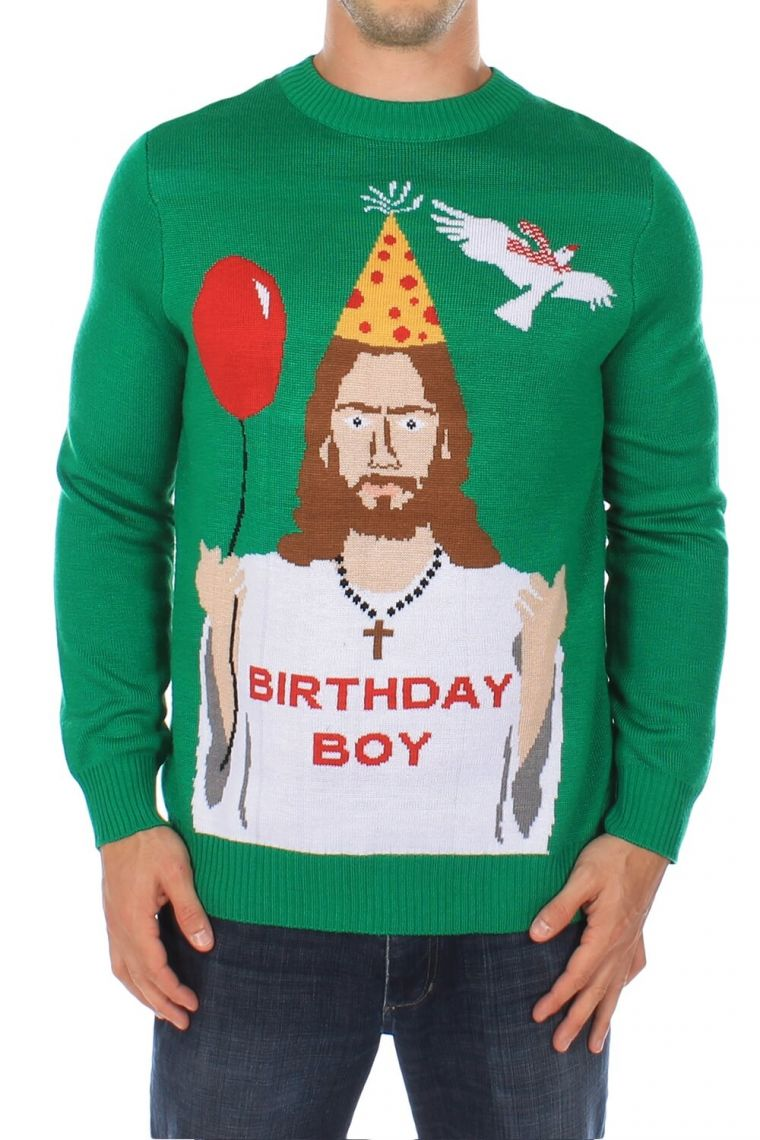 Christian Christmas Jumpers Actually A Thing Christian