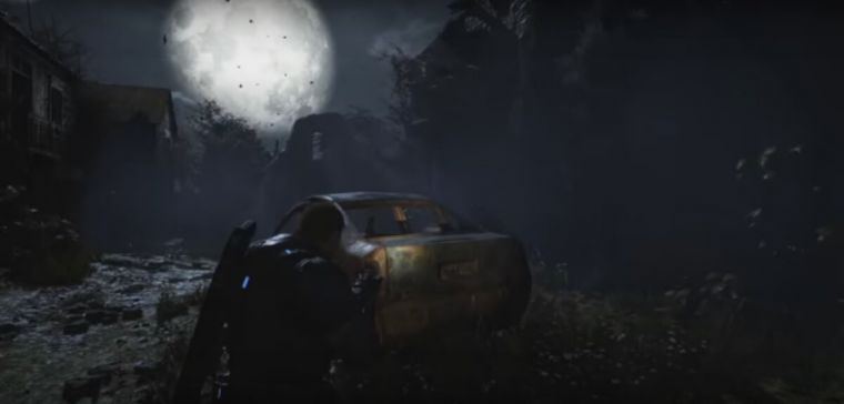 Gears of war pc release date