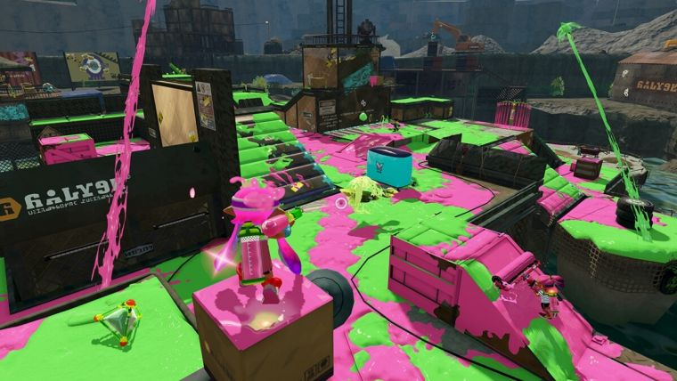 splatoon news two new maps added 3ds version of game unlikely