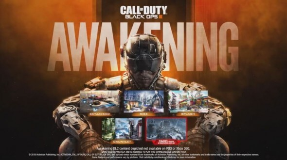 Release date for call of duty black ops 3 in Sydney
