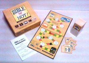 bible or not board game