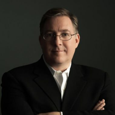 Evangelical Christian author Joel Rosenberg