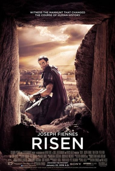 'Risen' movie poster