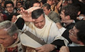 Vatican crisis meeting on Chile's clerical abuse ends, pope laments 'tragic' damage done
