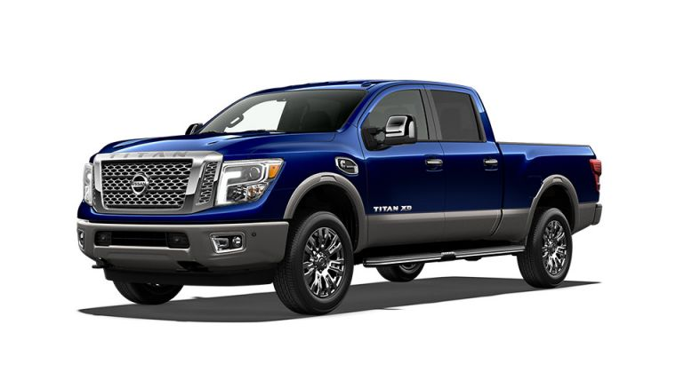 2017 Nissan Titan release date Titan XD s younger sibling