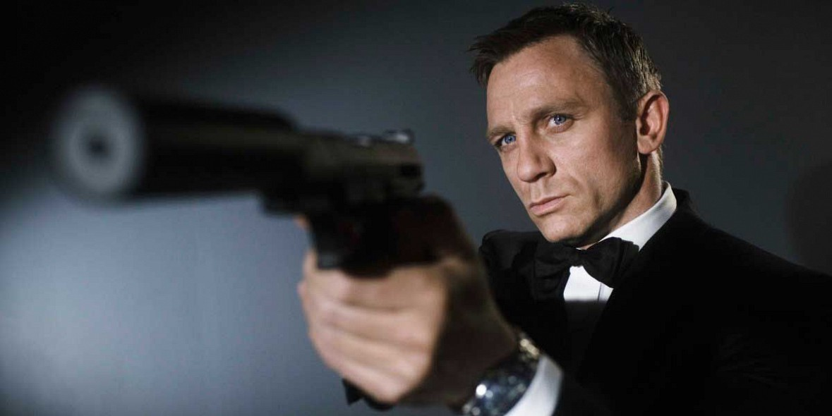 Daniel Craig to Play Bond Again… But for the Last Time