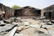 Churches destroyed in Boko Haram attack
