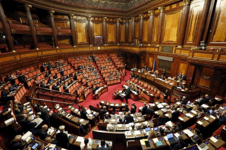 Italy Approves Divisive Same-Sex Unions Bill  Christian -9360