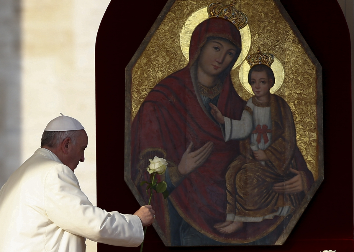Protestants accept perpetual virginity mary