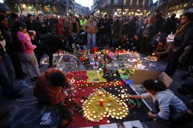 Brussels mourning