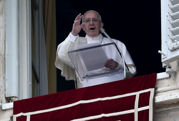 Pope Francis Easter Monday