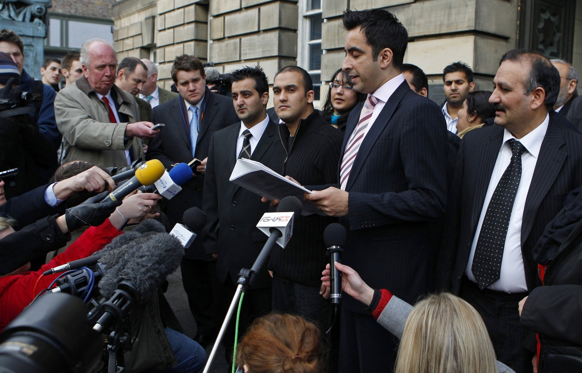 Top Muslim human rights lawyer receives death threats for ...