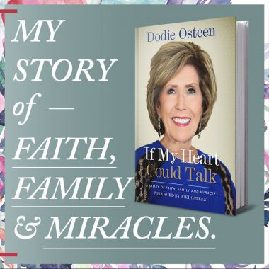 Joel Osteen\'s mother believes in miracle healing