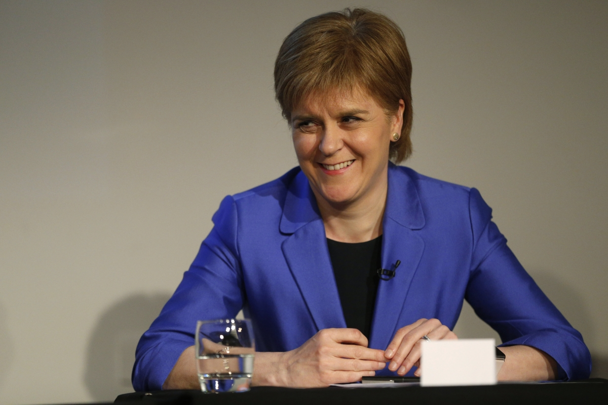 Scotland set to create legally recognised third gender