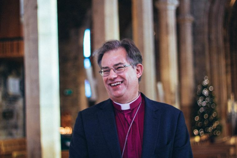 Bishop Steven Croft