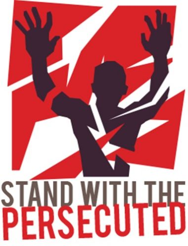Stand with the Persecuted logo