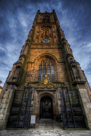 Derby Cathedral
