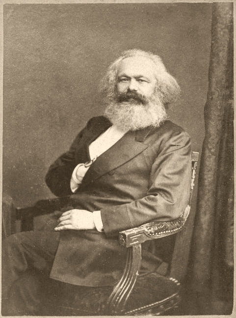 a history of capitalism in the time of karl marx Peck's film touches on the endless amount of time that marx  young karl marx  credit for making marx sexy again capitalism and all its attendant.
