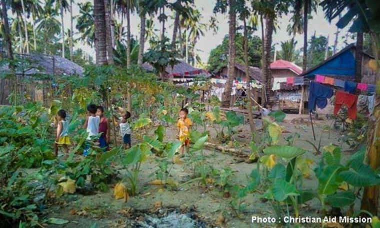 Christian Aid Mission in Philippines