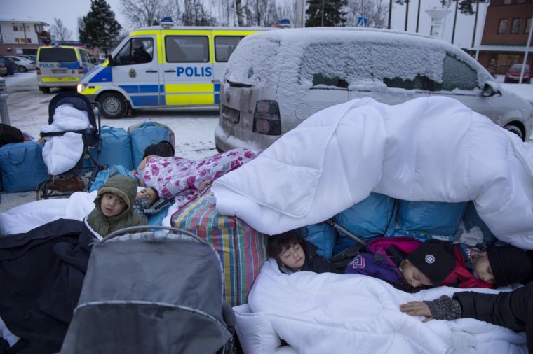 Refugees in Sweden