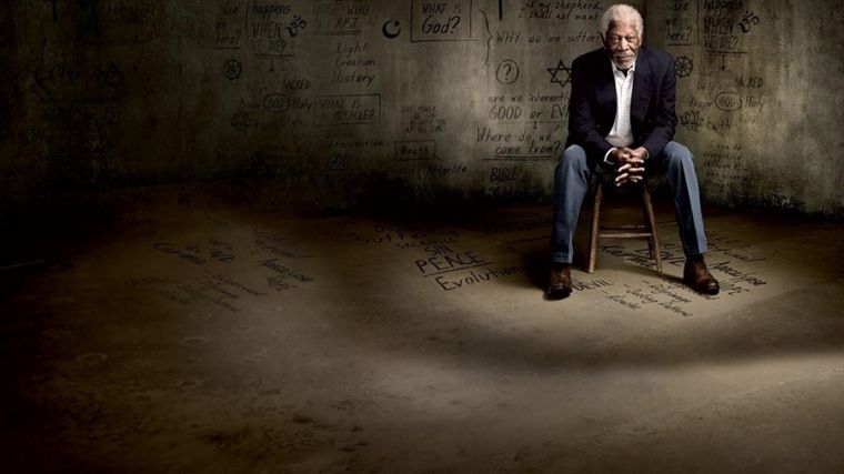 Morgan Freeman, The Story of God