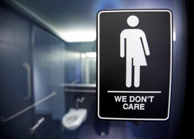 Transgender bathroom