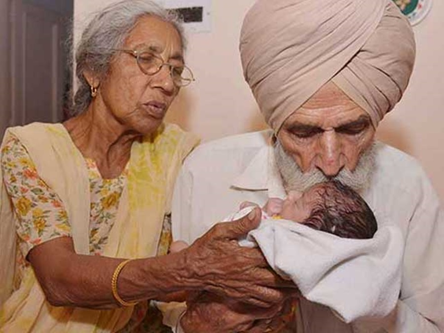 Woman Gives Birth At 72 Years Old After Ivf Treatment -4857