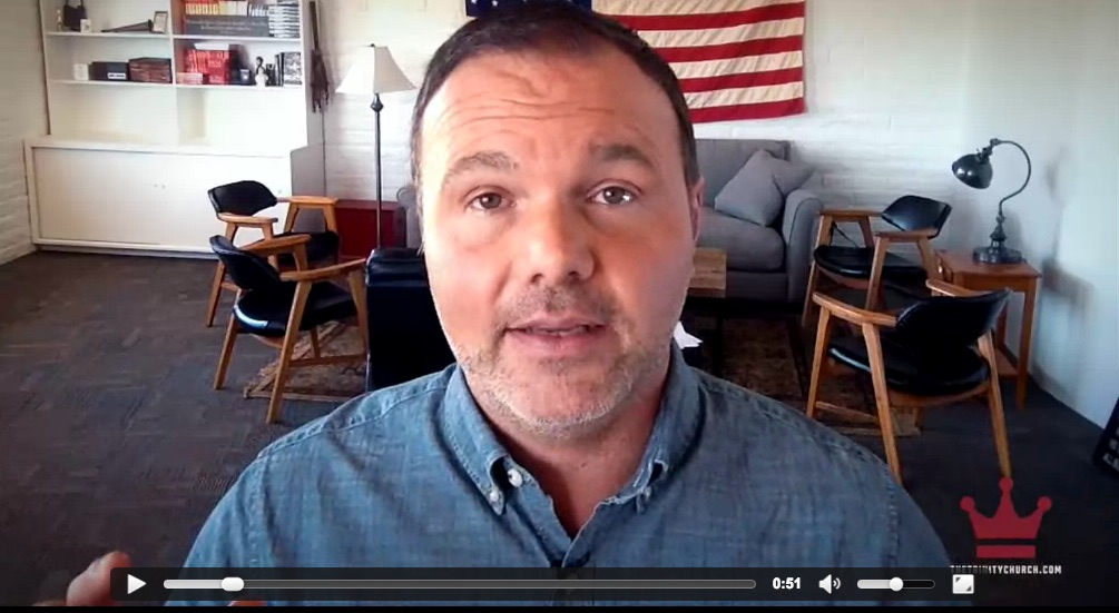 Mark driscoll about dating
