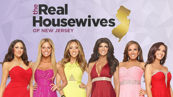 Real Housewives Of New Jersey Porno