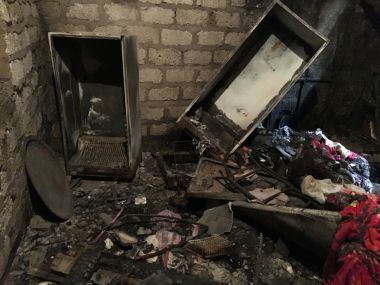 Christian home attacked by Muslims in Egypt