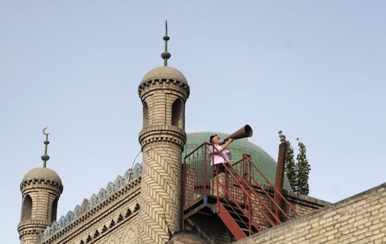 Mosque in Xinjiang