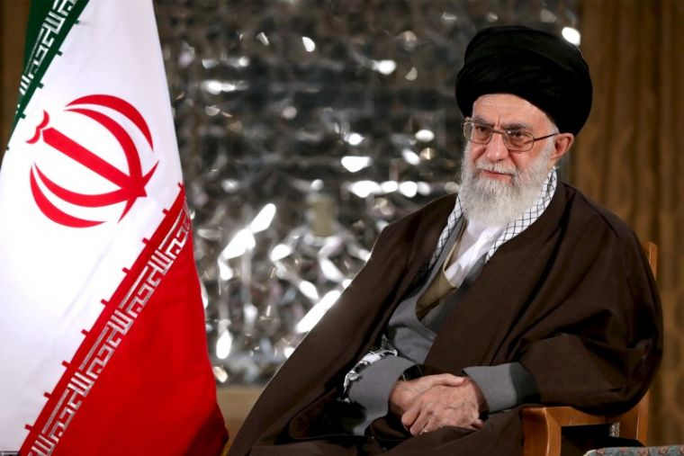 Iranian Supreme Leader: Britain is 'evil' and the US is ...