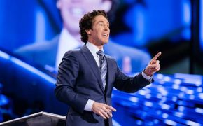 Joel Osteen admits his megachurch isn't doing enough to help persecuted Christians