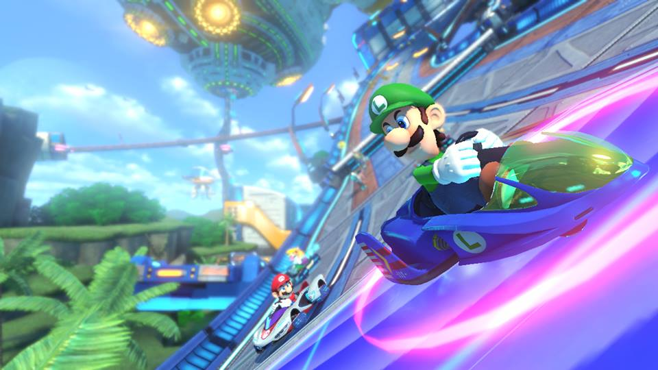 Race with Mario: Nintendo to develop Mario Kart for iOS, Android