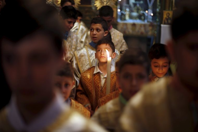Christians in Gaza