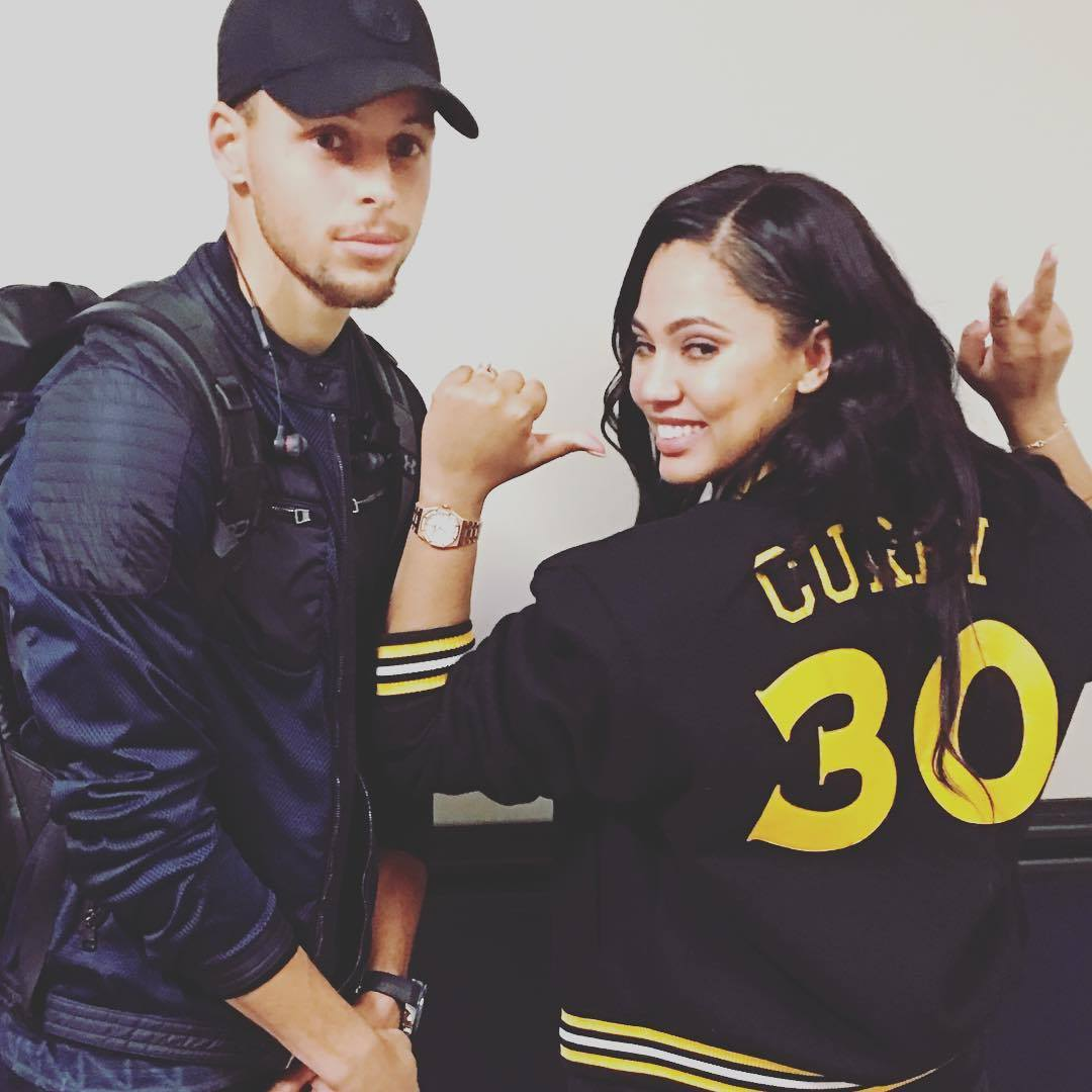 stephen curry u0026 39 s wife ayesha credits christian faith for