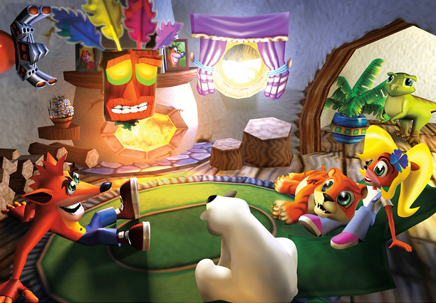 crash bandicoot ps4 release date game remaster to be released in