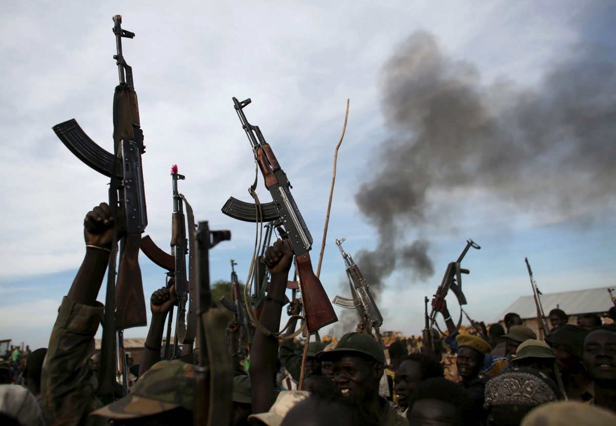 United Nations says hundreds of child soldiers freed in South Sudan