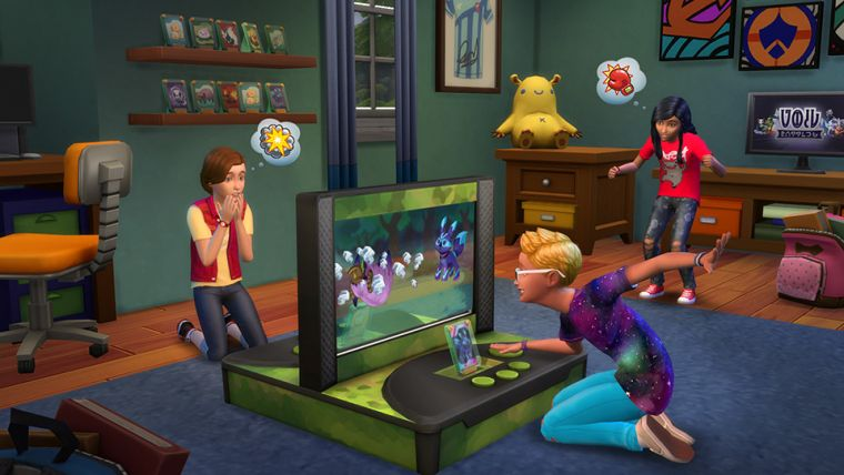 Sims 4 ps4 release date