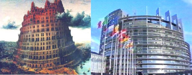EU Parliament and the Tower of Babel