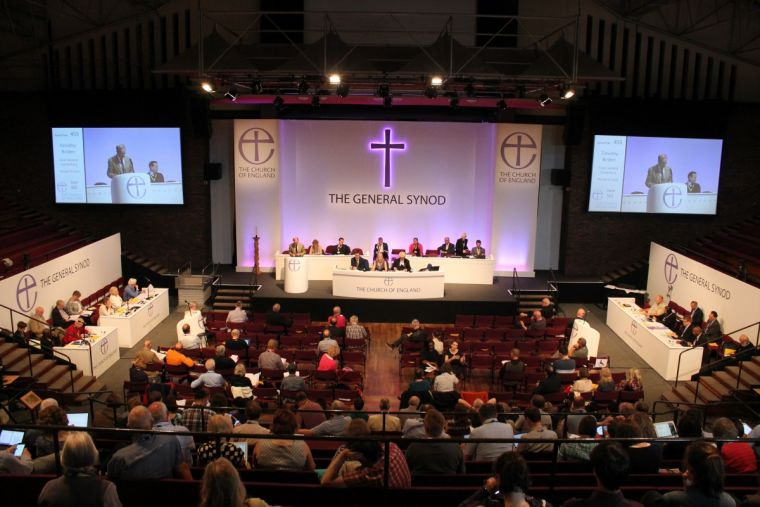 Church of England synod