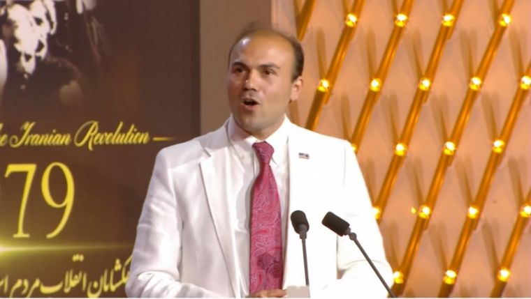 Pastor Saeed Abedini