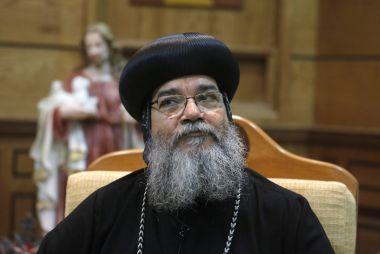 Bishop Makarios of Minya