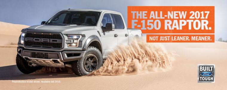 2017 Ford F150 Raptor release date news Leaks point to starting