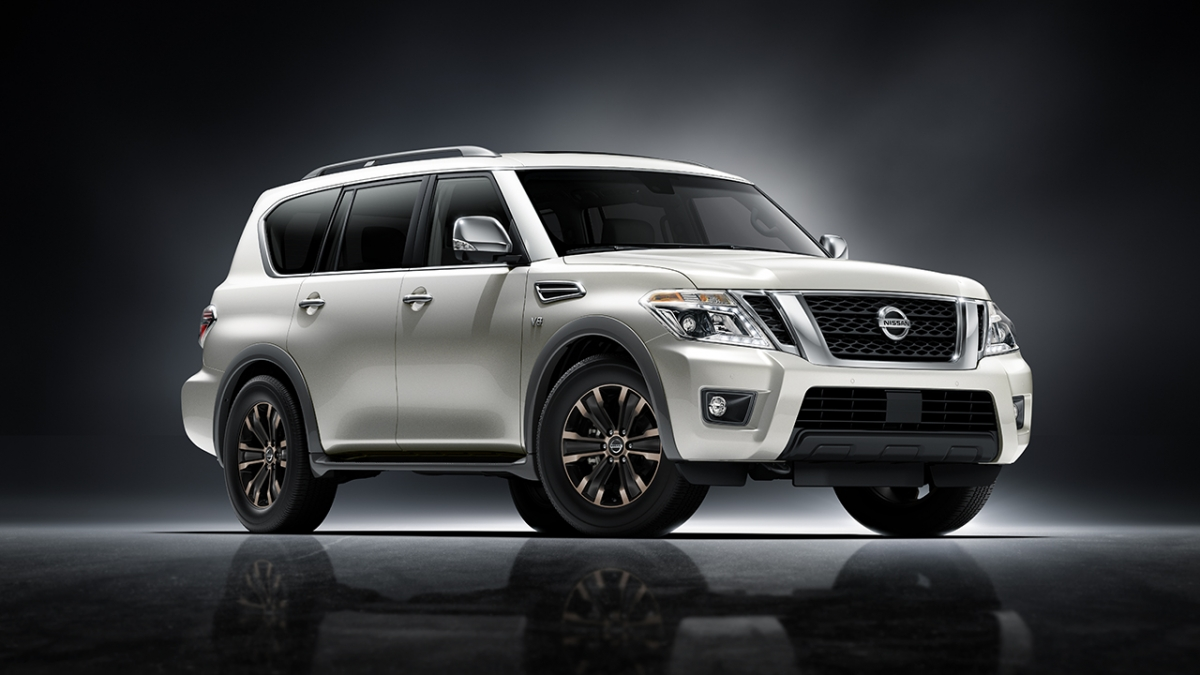 Nissan Armada Towing Capacity >> 2017 Nissan Armada release date: Big body-on-frame SUV ...