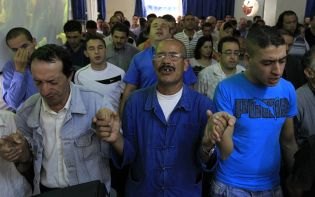 'Don't worry we are dealing with the Christians': Algeria's crackdown on churches